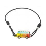 Bracelet Van de surfeur élastique