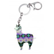 Porte clés Lama