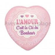 Magnet Coeur L'amour