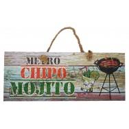 Panneau Metro Chipo Mojito