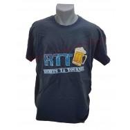 "T-shirt humoristique ""RTT Remets ta tournée"""
