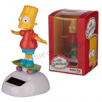 Bart Simpson solaire dansant