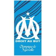 Serviette de plage Olympique de Marseille OM