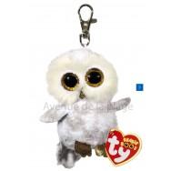Peluche Ty Beanie Boo's porte clé Owlette la chouette