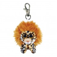 Peluche Ty Flippables porte clé Regal le lion