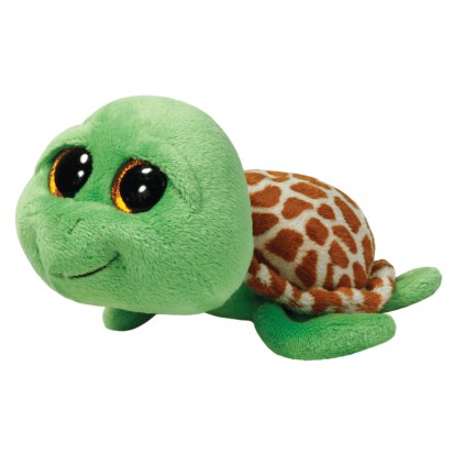 Peluche Ty Beanie Boo's Zippy la tortue 15 cm