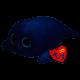Peluche Ty Beanie Boo's Icy le phoque 18 cm