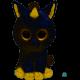 Peluche Ty Beanie Boo's Pegasus la licorne 15 cm
