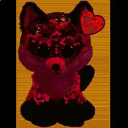 Ty Flippables Jewel le renard en peluche 23 cm