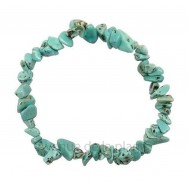 Bracelet élastique Turquoise - Créativité