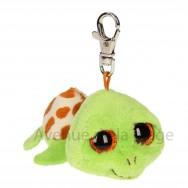 Peluche Ty Beanie Boo's porte clé Zippy la tortue de mer