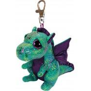 Peluche Ty Beanie Boo's porte clé Cinder le dragon