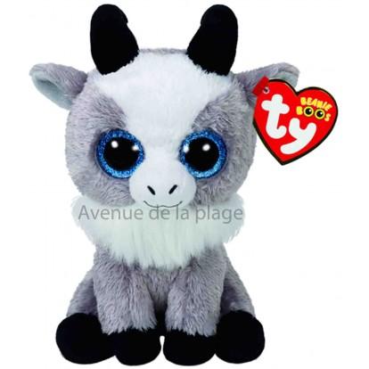 Peluche Ty Beanie Boo's Gabby la chèvre 16 cm