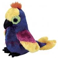 Peluche Ty Beanie Boo's Wynnie le perroquet 15 cm