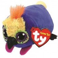 Peluche Teeny Ty Diva le perroquet