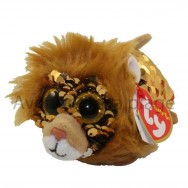 Peluche Teeny Ty flippables sequins Regal le lion