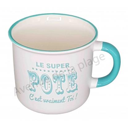 Mug Le super pote c'est vraiment toi
