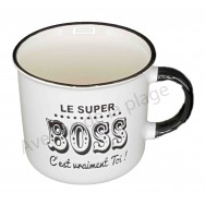 Mug Le super Boss c'est vraiment toi