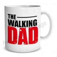 Mug cadeau The Walking Dad