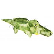 Crocodile en peluche 60 cm