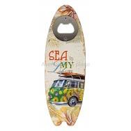 Décapsuleur Surf combi tournesol