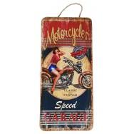 Pancarte vintage Motorcycles Speed Garage