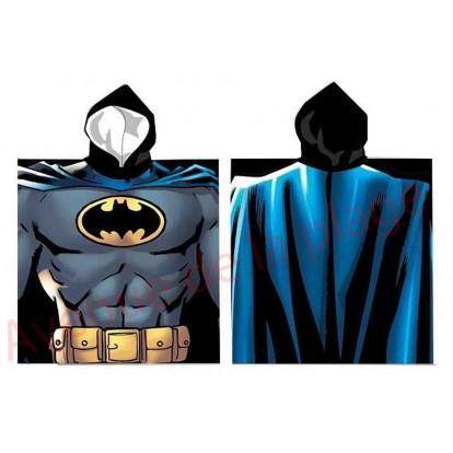 Poncho de bain Batman