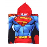 Cape de bain Superman