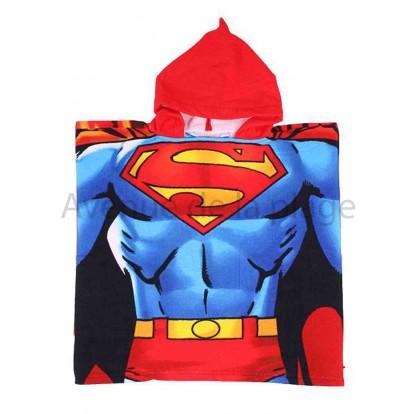 Cape de bain Superman