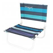 Chaise de plage pliante cale dos