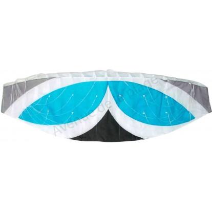 Cerf-volant voile Explorer 200 bleue