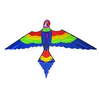 Cerf-volant pour enfant Perroquet