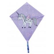 Cerf-volant pour enfant Licorne