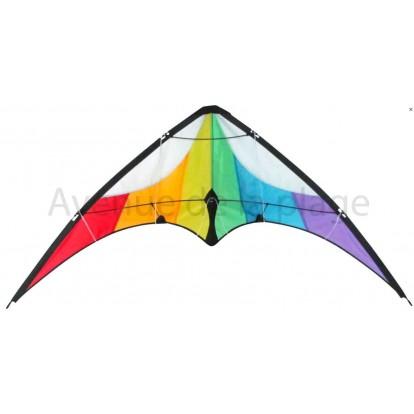 Cerf-volant acrobatique Stars 120 cm - débutant