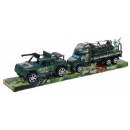 Set de véhicules militaires