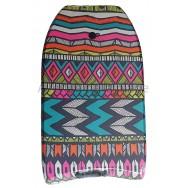 Bodyboard Motifs Maya pour enfant