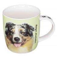 Mug chien de race Berger Australien