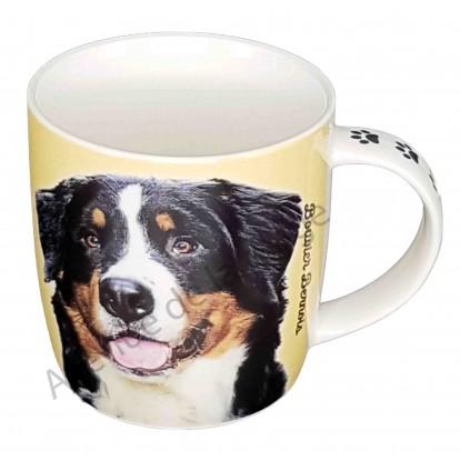 Mug chien de race Bouvier Bernois