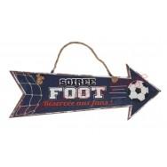 Flèche décorative Soirée Foot