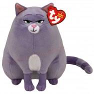 Peluche Ty Comme des Bêtes Chloé le chat 14 cm