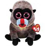 Peluche Ty Beanie Boo's Wasabi le Babouin 14 cm