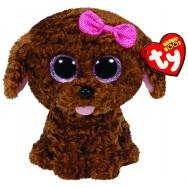 Peluche Ty Beanie Boo's Maddie le chien 14 cm