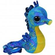 Peluche Ty Beanie Boo's Neptune l'hippocampe 19 cm