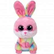 Peluche Ty Beanie Boo's Lollipop le lapin 23 cm