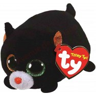 Peluche Teeny Ty Treat le chat noir