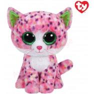 Peluche Ty Beanie Boo's Sophie le chat multicolore 23 cm
