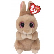 Peluche Ty Basket Beanies Ginger le lapin 12 cm