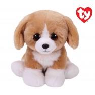 Peluche Ty Beanie Babies Franklin le chien 14 cm