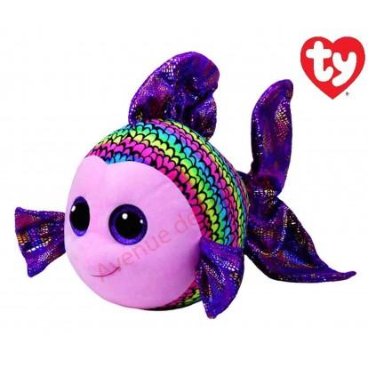 Peluche Ty Beanie Boo's Flippy le poisson 14 cm