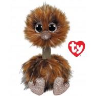 Peluche Ty Beanie Boo's Orson l'autruche 17 cm